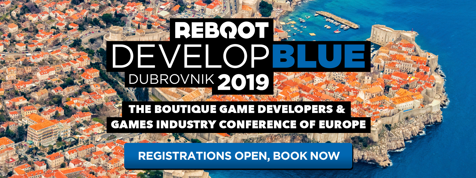 Reboot Develop Blue