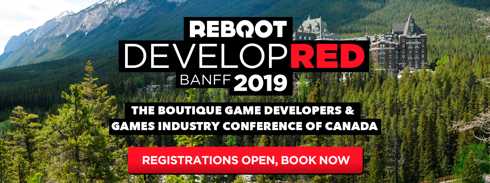 Reboot Develop Red